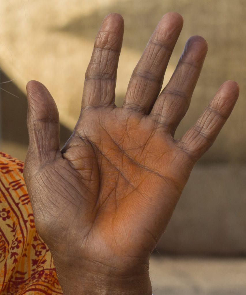sadhu left hand
